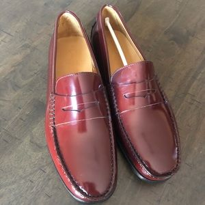 Saks Fifth Avenue Loafers Slip Ons Size 9.5
